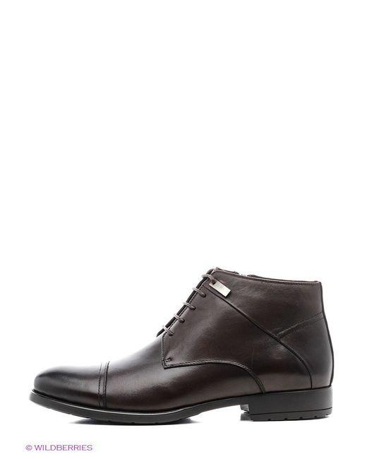 Ботинки Renaissance                                                                                                              коричневый цвет