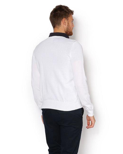 Кардиганы EA7                                                                                                              белый цвет