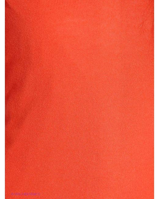 Пуловеры United Colors Of Benetton                                                                                                              красный цвет
