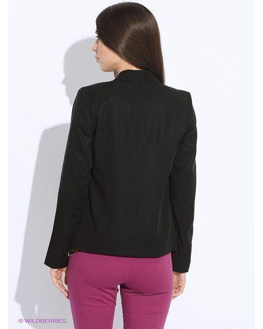 Пиджаки TOM TAILOR                                                                                                              чёрный цвет