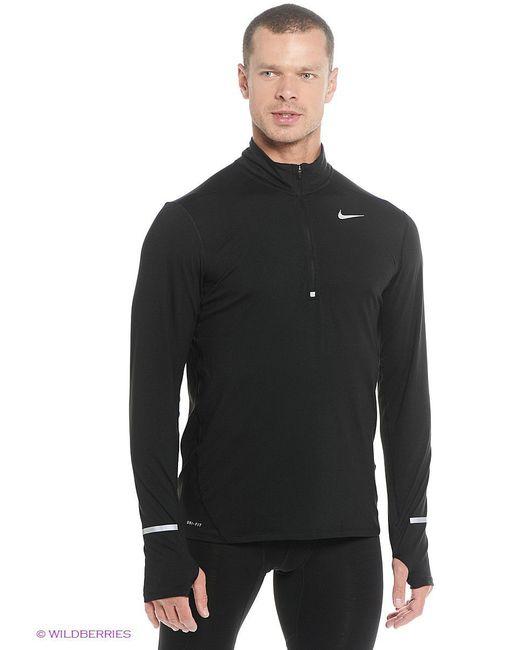 Джемпер Dri-Fit Element Hz Nike                                                                                                              белый цвет