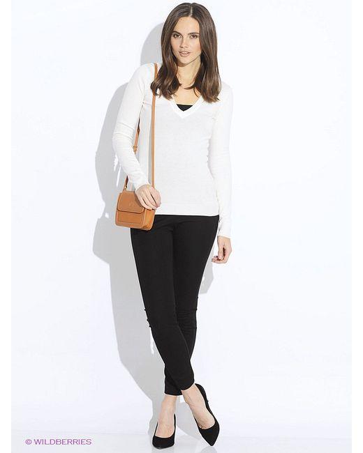 Пуловеры Oodji                                                                                                              Кремовый цвет