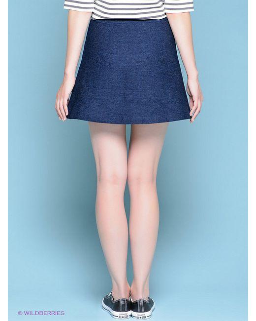Юбки &Berries                                                                                                              синий цвет