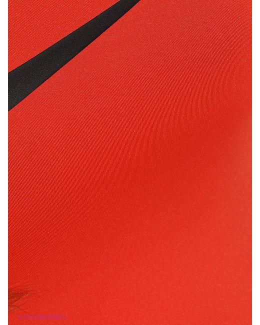 Топ Nike                                                                                                              красный цвет