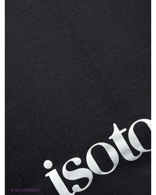 Зонты Isotoner                                                                                                              чёрный цвет