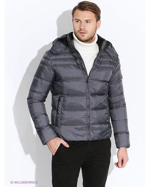 Куртки Calvin Klein                                                                                                              серый цвет