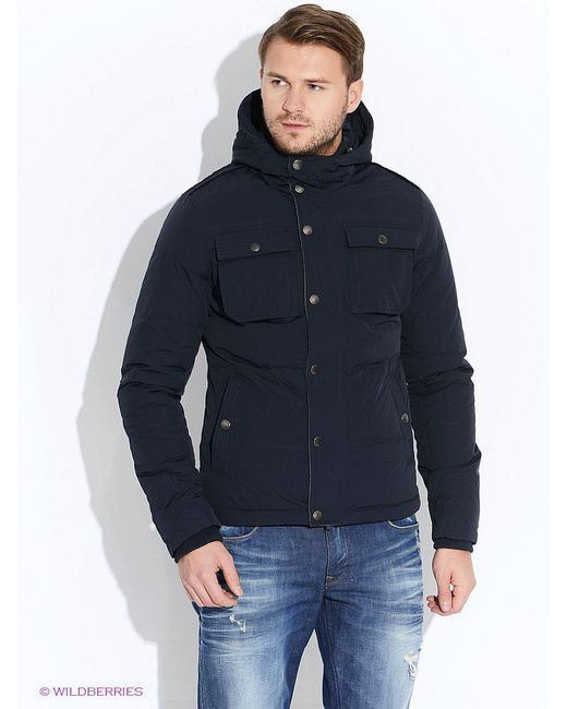 Куртки Mexx                                                                                                              синий цвет