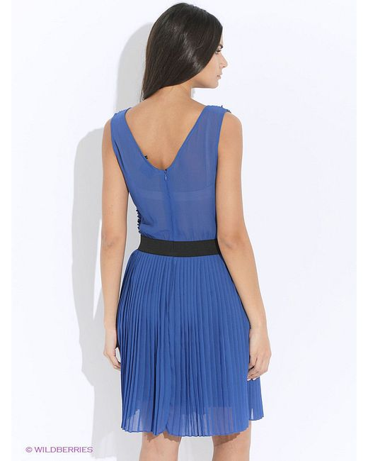 Платья Monoroom                                                                                                              синий цвет