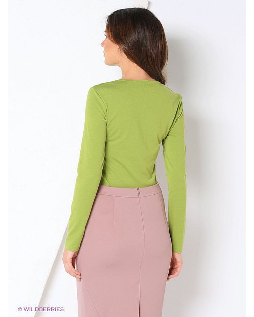 Блузки Marlen                                                                                                              зелёный цвет