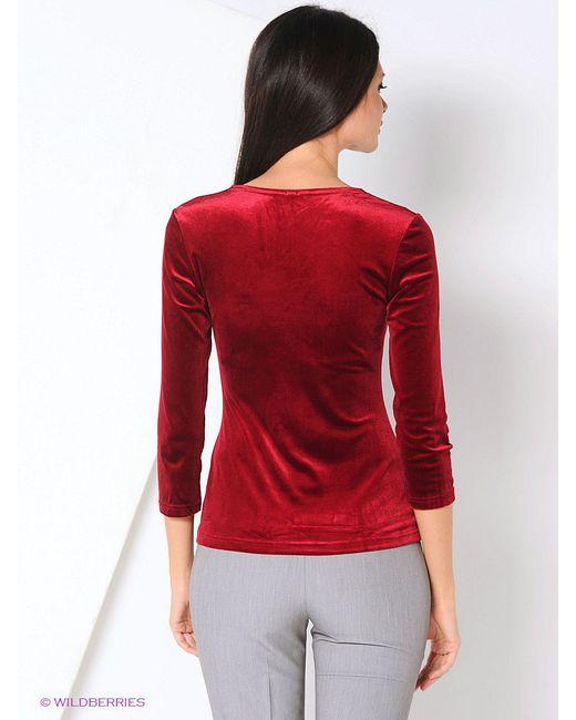 Блузки Marlen                                                                                                              красный цвет