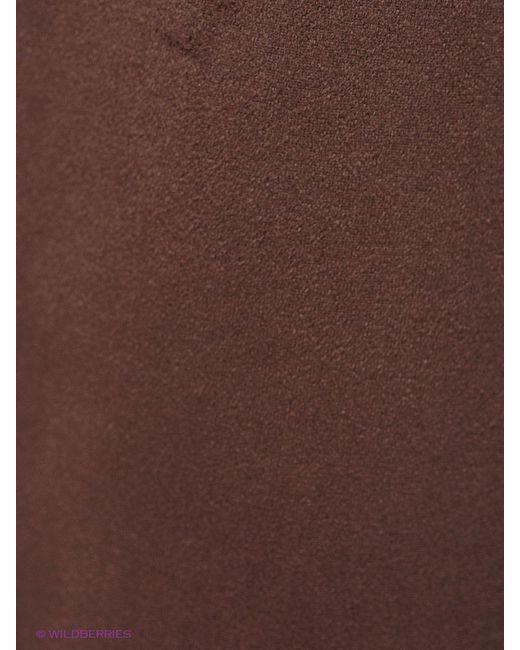 Брюки &Berries                                                                                                              коричневый цвет
