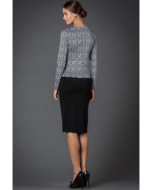 Платья Арт-Деко                                                                                                              чёрный цвет