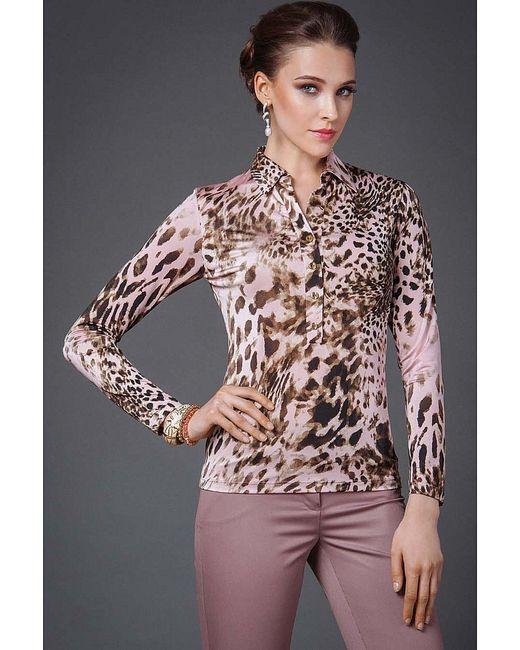 Блузки Арт-Деко                                                                                                              розовый цвет