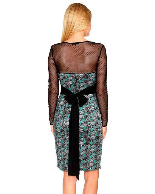 Платья MARI VERA                                                                                                              чёрный цвет