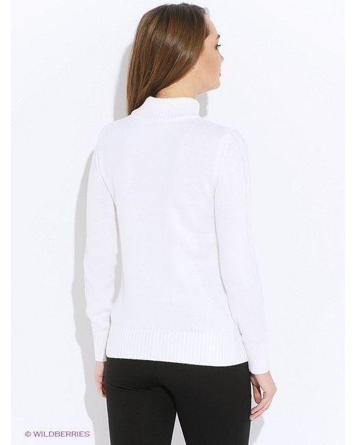 Джемперы Finn Flare                                                                                                              белый цвет