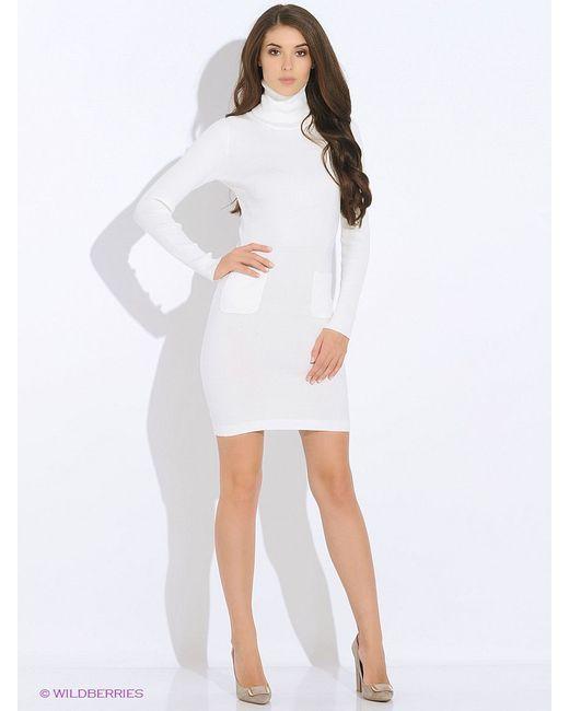 Платья Baon                                                                                                              белый цвет
