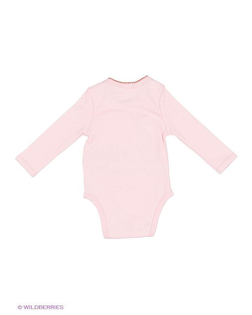 Боди Bubble Kids                                                                                                              розовый цвет