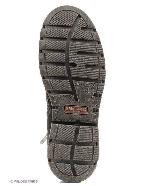 Ботинки Marko                                                                                                              чёрный цвет