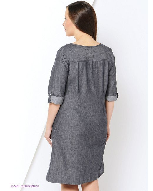 Платья Sheego                                                                                                              серый цвет