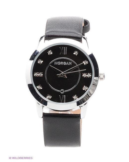 Часы Morgan                                                                                                              серебристый цвет