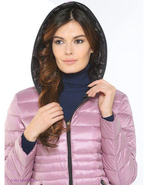 Пуховики DIXI CoAT                                                                                                              фиолетовый цвет