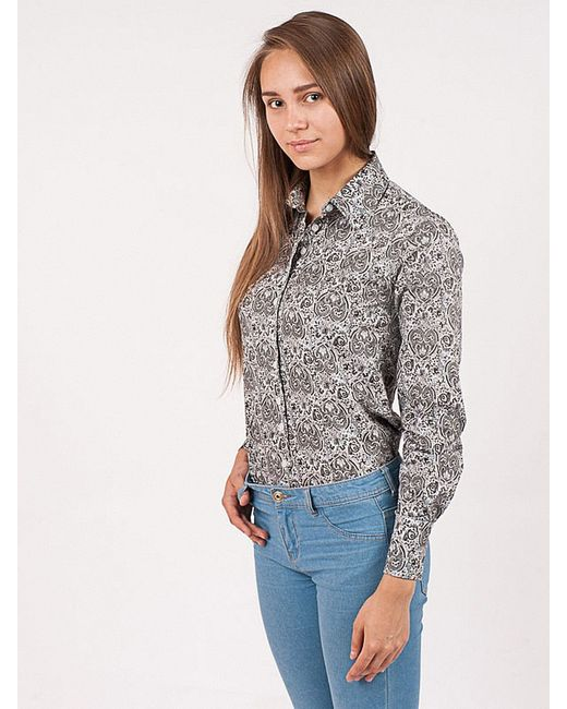 Рубашки Magnetiq                                                                                                              серый цвет