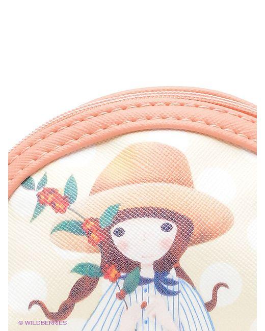 Кошельки Migura                                                                                                              бежевый цвет