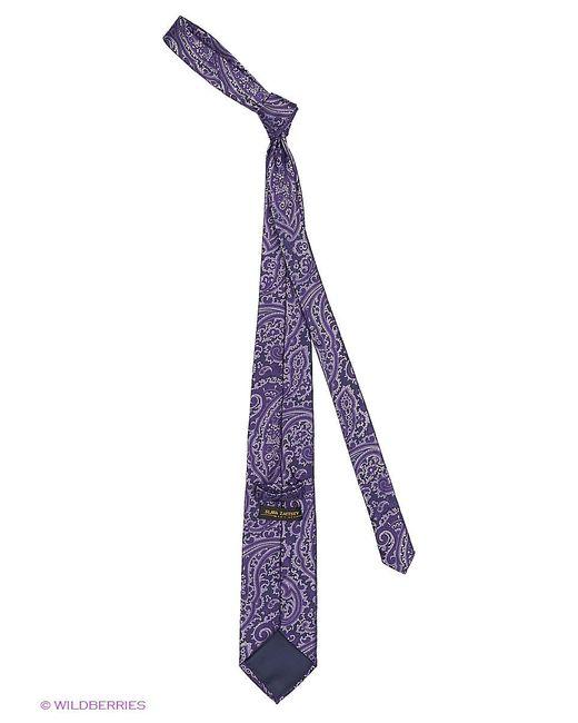 Галстуки Slava Zaitsev                                                                                                              фиолетовый цвет