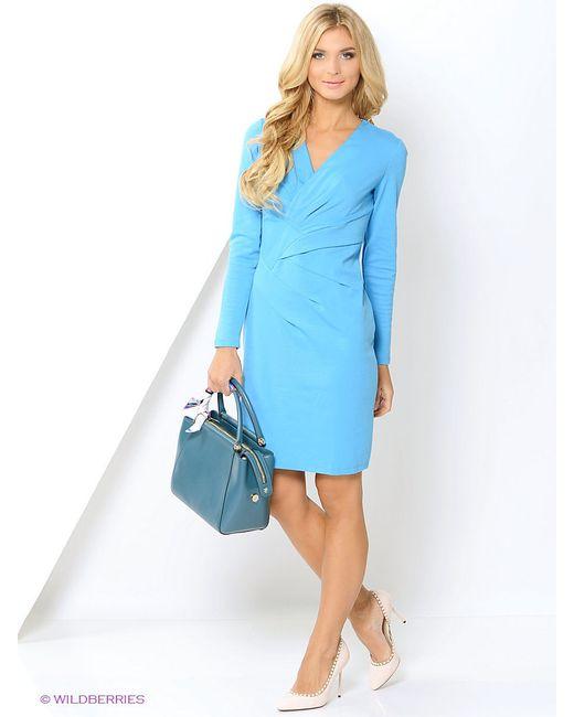 Платья Царевна                                                                                                              голубой цвет