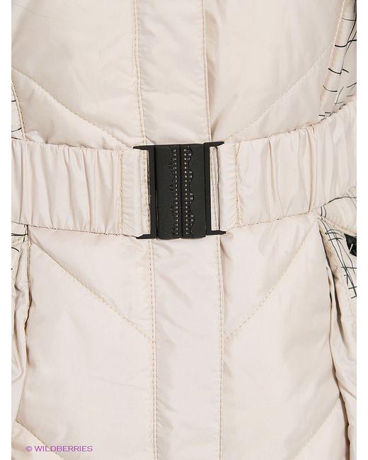 Пальто DizzyWay                                                                                                              Молочный цвет