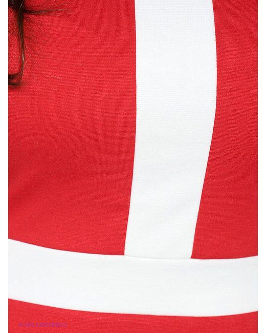 Платья MARI VERA                                                                                                              красный цвет