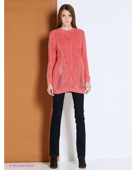 Джемперы Pepe Jeans London                                                                                                              розовый цвет