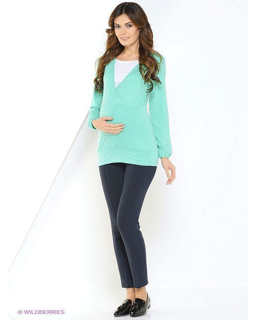 Блузки Mum`s Era                                                                                                              зелёный цвет