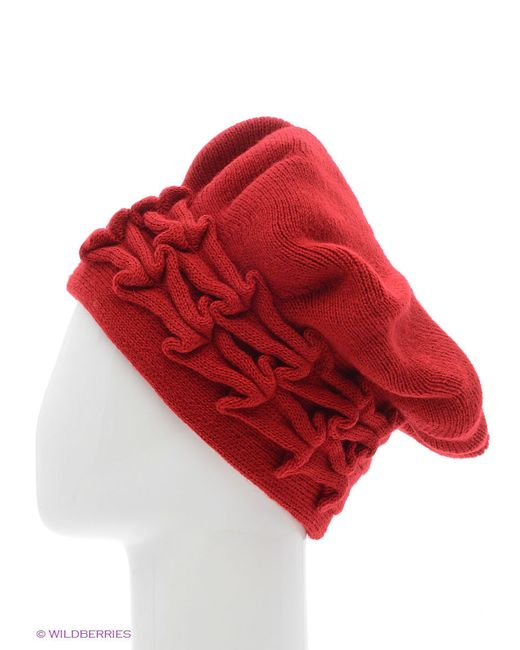 Шапки Loricci                                                                                                              красный цвет