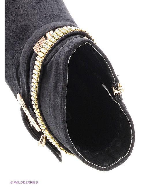 Ботильоны Burlesque                                                                                                              чёрный цвет