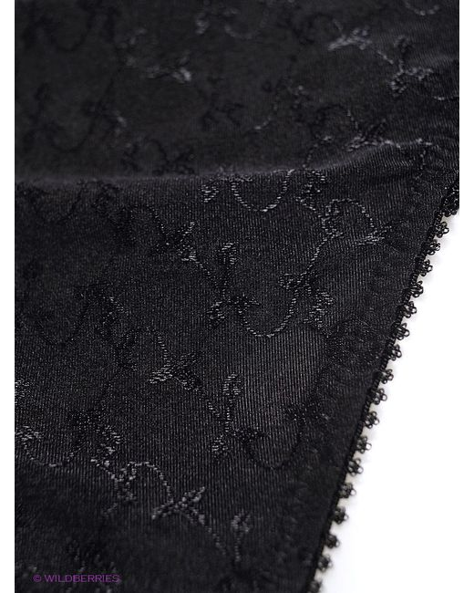 Трусы Deseo                                                                                                              чёрный цвет