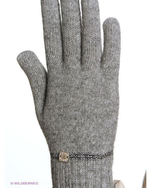 Перчатки Totti                                                                                                              серый цвет