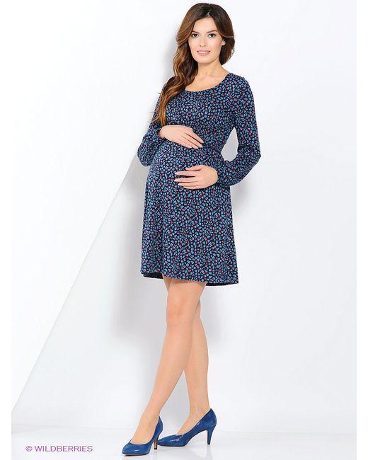 Платья MammySize                                                                                                              голубой цвет