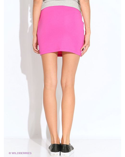 Юбки Oodji                                                                                                              розовый цвет