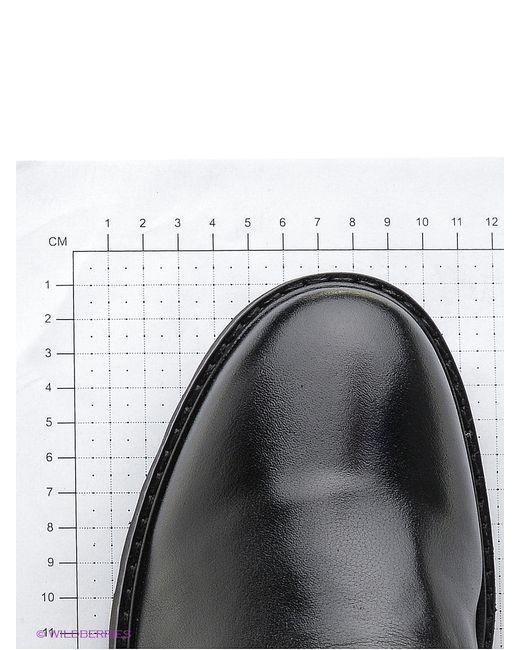 Ботинки JUST COUTURE                                                                                                              чёрный цвет