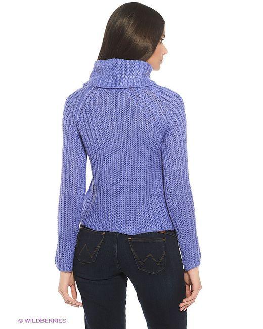 Джемперы ТВОЕ                                                                                                              фиолетовый цвет