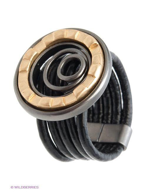 Кольца Krikos                                                                                                              чёрный цвет