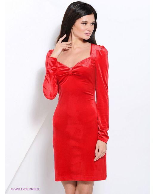 Платья Marlen                                                                                                              красный цвет