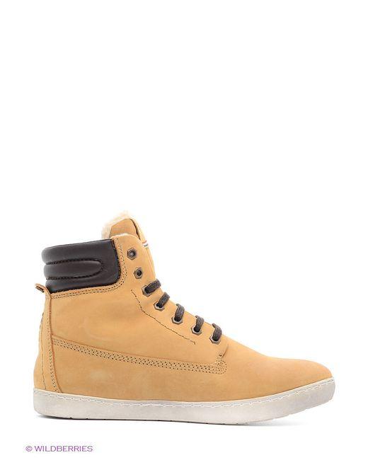 Ботинки Wrangler                                                                                                              желтый цвет