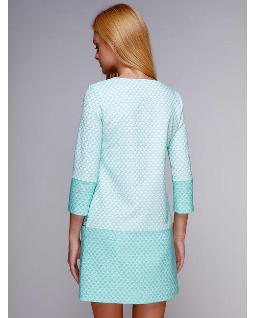 Платья Madech                                                                                                              Лазурный цвет