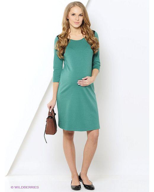 Платья Hunny Mammy                                                                                                              зелёный цвет