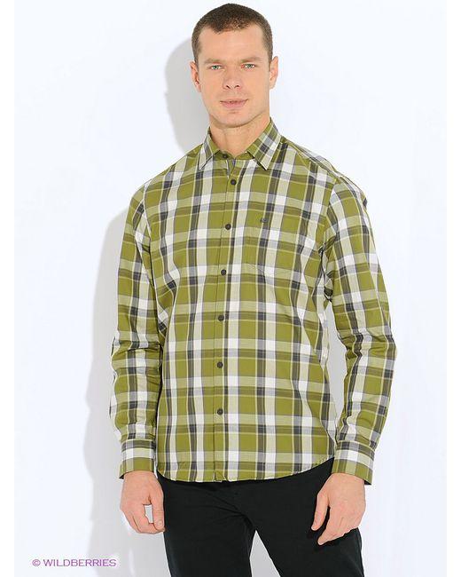 Рубашки LERROS                                                                                                              зелёный цвет