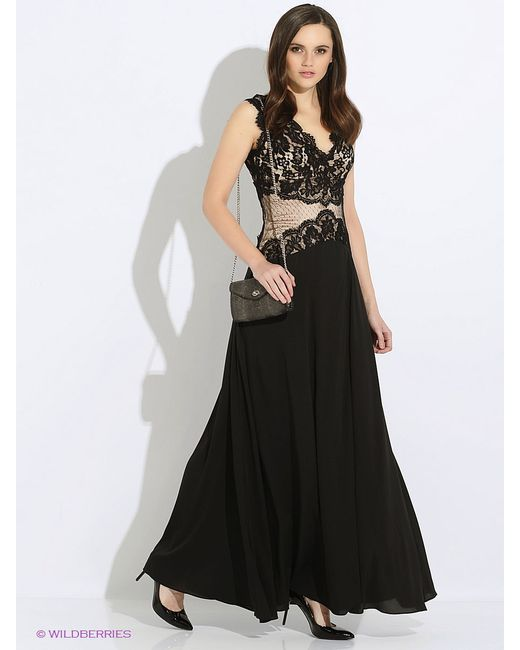 Платья Love Republic                                                                                                              чёрный цвет