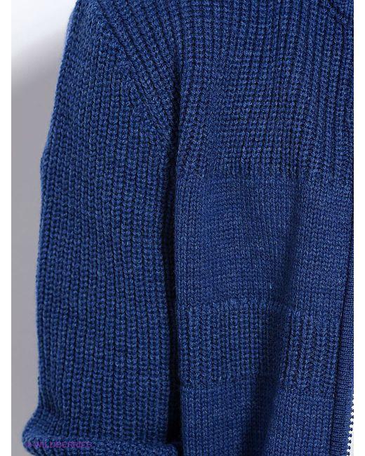 Кофта Finn Flare                                                                                                              синий цвет