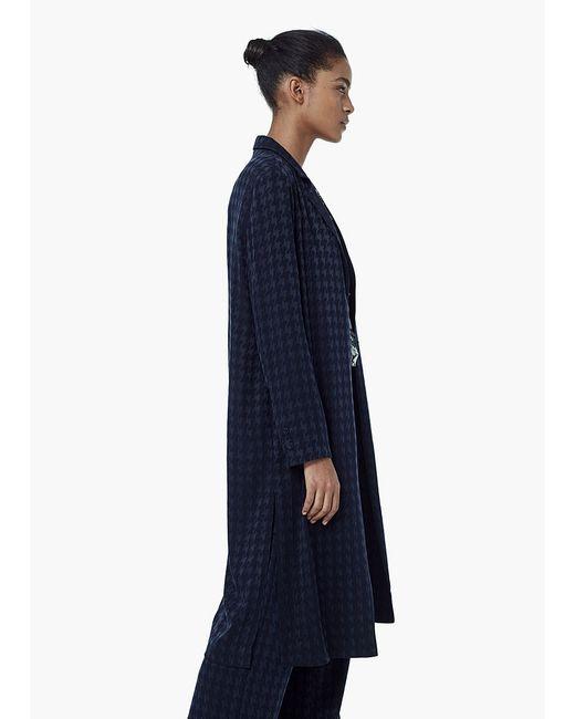 Пиджаки Mango                                                                                                              синий цвет